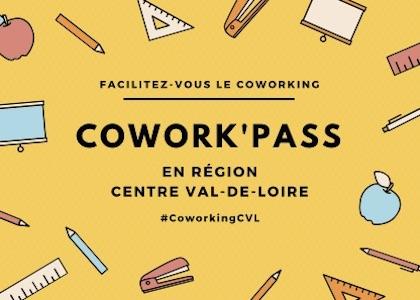 Le Cowork'Pass : La Mobilité En Région Centre Val-de-Loire